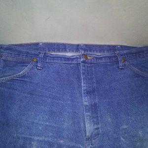 Wrangler Jeans.  Vintage. Men's 42 x 34.
